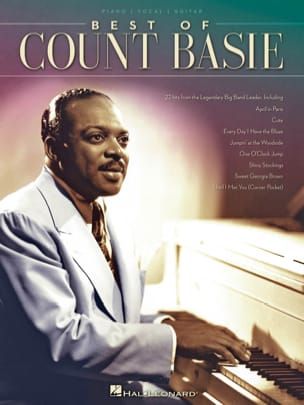 Best Of Count Basie Count Basie Partition Jazz - laflutedepan