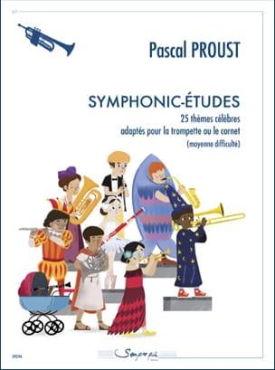 Pascal Proust - Symphonic education - Partition - di-arezzo.co.uk