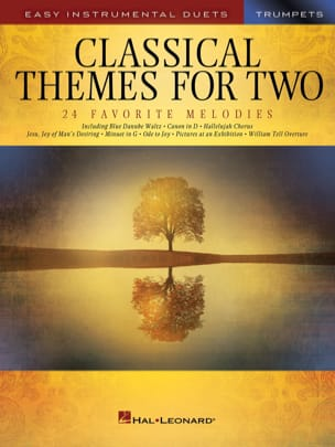 Classical Themes for Two Trumpets Partition Trompette - laflutedepan