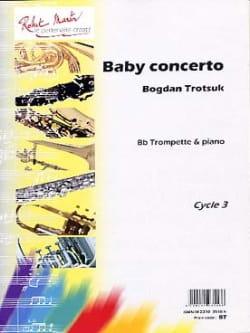 Baby Concerto Bogdan Trotsuk Partition Trompette - laflutedepan