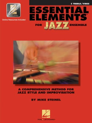 Essential elements for jazz ensemble Mike Steinel laflutedepan