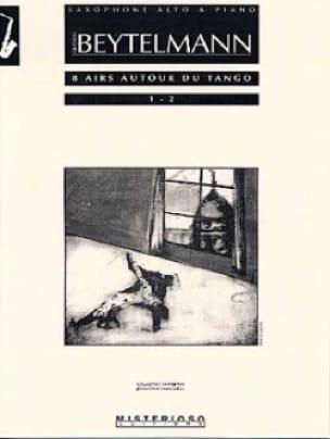 8 Airs Autour du Tango 1 - 2 - Gustavo Beytelmann - laflutedepan.com