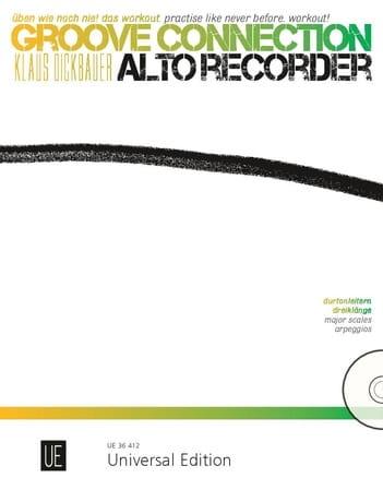 Groove Connection - Flûte à Bec Alto - laflutedepan.com