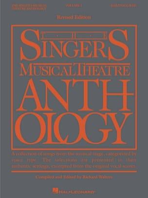 The Singer's Musical Theatre Anthology Volume 1 - Baritone / Bass laflutedepan