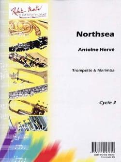 Northsea Antoine Hervé Partition Trompette - laflutedepan