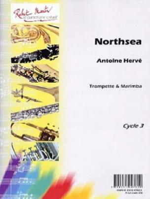 Northsea - Antoine Hervé - Partition - Trompette - laflutedepan.com