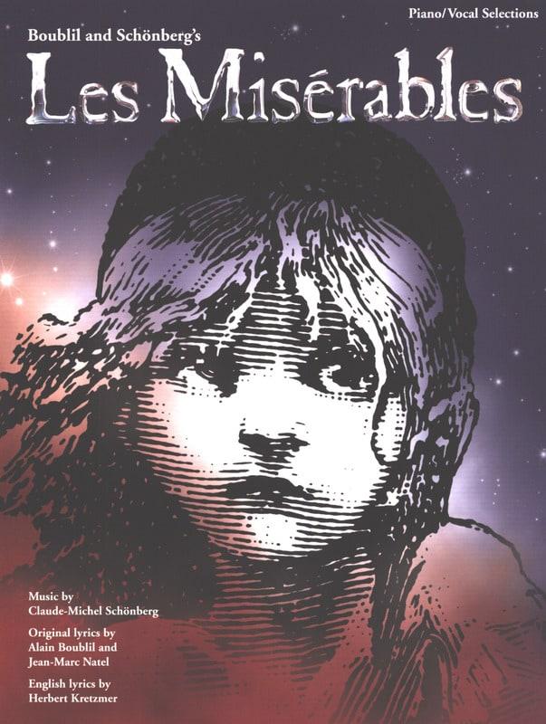 Les Misérables - Claude-Michel Schönberg - laflutedepan.com