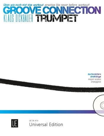 Groove Connection - Trompette - Klaus Dickbauer - laflutedepan.com