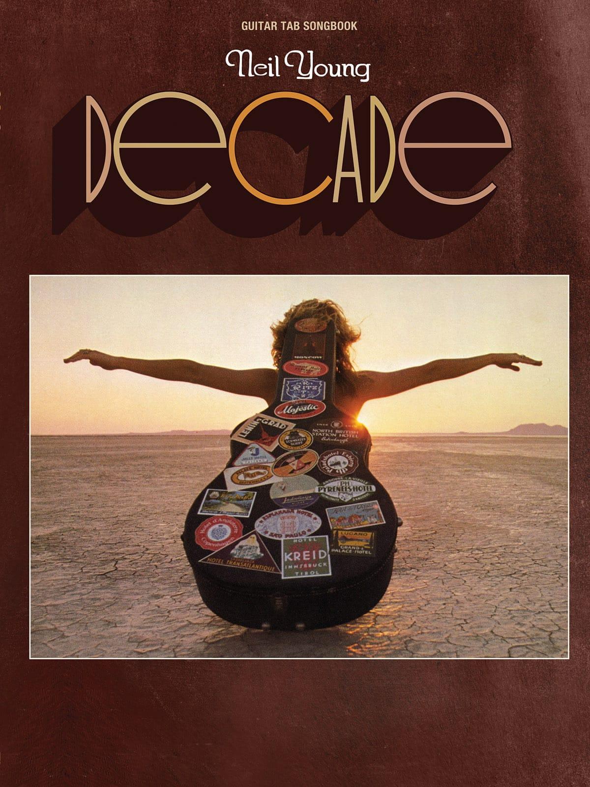 Decade - Neil Young - Partition - Pop / Rock - laflutedepan.com