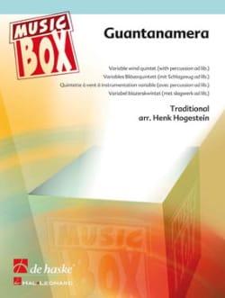 Guantanamera - music box Traditionnel Partition laflutedepan