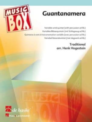 Guantanamera - music box - Traditionnel - Partition - laflutedepan.com