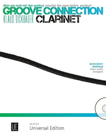 Groove Connection - Clarinette - Klaus Dickbauer - laflutedepan.com