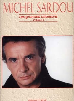 Michel Sardou - The Great Songs Volume 2 - Partition - di-arezzo.co.uk