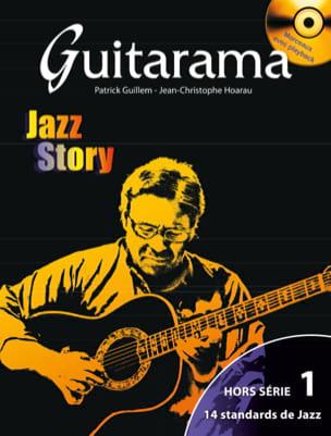 Guitarama Jazz Story Hors-Série 1 Partition Guitare - laflutedepan