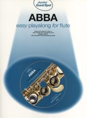 Guest Spot Junior - Easy Playalong Junior For Flute ABBA laflutedepan
