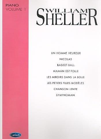 Album Volume 1 - William Sheller - Partition - laflutedepan.com
