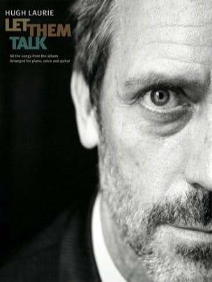 Let Them Talk Hugh Laurie Partition Pop / Rock - laflutedepan