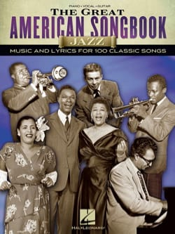 The Great American songbook - Jazz - Partition - laflutedepan.com