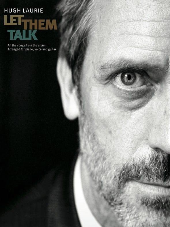 Let Them Talk - Hugh Laurie - Partition - laflutedepan.com
