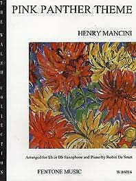 Henry Mancini - Pink Panther Theme - Partition - di-arezzo.co.uk