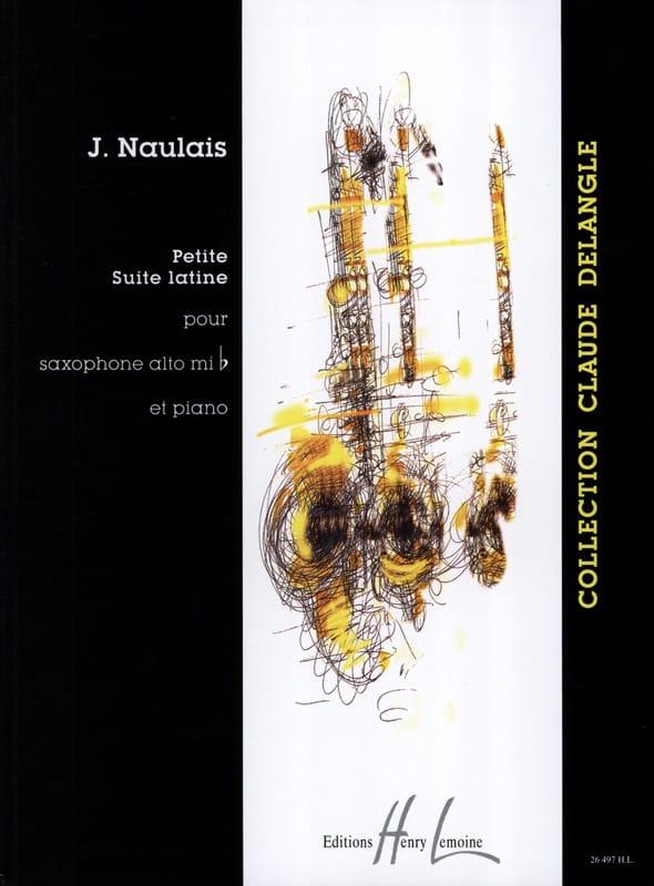 Petite Suite Latine - Jérôme Naulais - Partition - laflutedepan.com