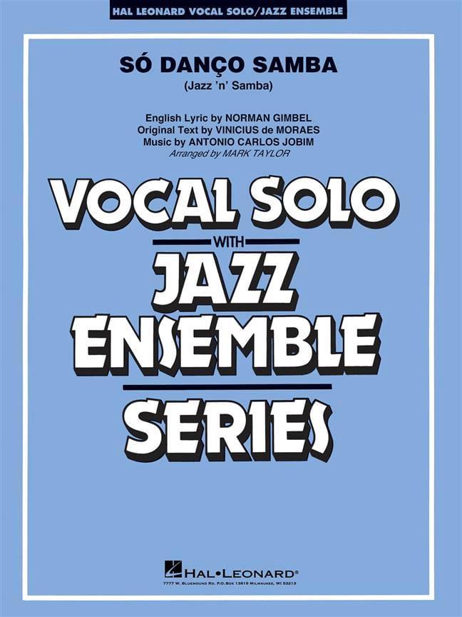 Só Danço Samba (Jazz 'n' Samba) - laflutedepan.com