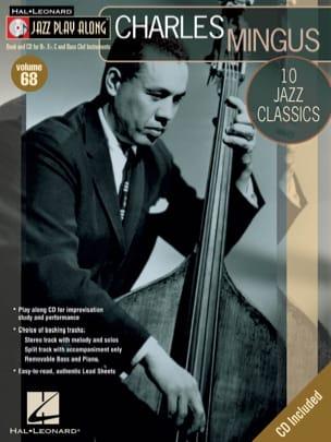 Jazz play-along volume 68 - Charles Mingus Charles Mingus laflutedepan