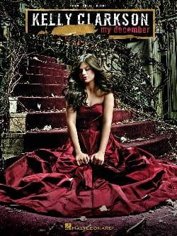 My December - Kelly Clarkson - Partition - laflutedepan.com