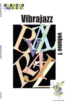 Vibrajazz Volume 1 - Pascal Ducourtioux - Partition - laflutedepan.com