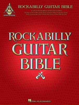 Rockabilly Guitar Bible - Partition - laflutedepan.com