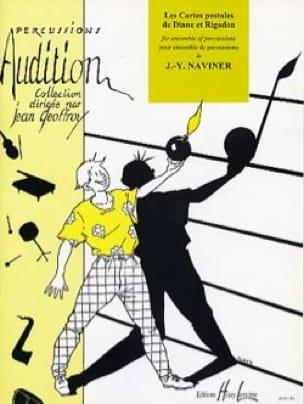 Cartes Postales de Diane & Rigodon - J.Y. Naviner - laflutedepan.com