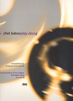 Play-Along Chet Baker Partition Trompette - laflutedepan
