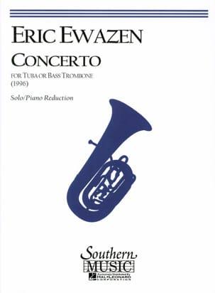 Concerto Eric Ewazen Partition Tuba - laflutedepan