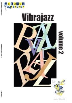 Vibrajazz Volume 2 Pascal Ducourtioux Partition laflutedepan