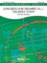 Concerto For Trumpet N° 1 Trumpet Town Otto M. Schwarz laflutedepan