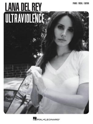 Ultraviolence Del Rey Lana Partition Pop / Rock - laflutedepan