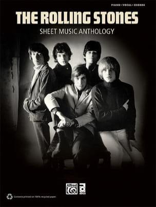 The Rolling Stones: Sheet Music Anthology - laflutedepan.com