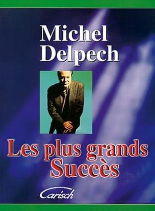 Les plus grands succès Michel Delpech Partition laflutedepan