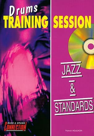 Drums Training Session Jazz & Standards Franck Agulhon laflutedepan