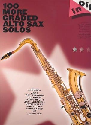 100 More Graded Alto Sax Solos - Dip In Partition laflutedepan