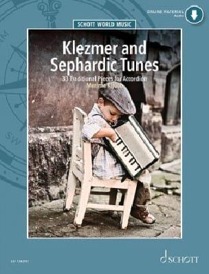 Klezmer and Sephardic Tunes Merima Kljuco Partition laflutedepan