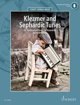 Klezmer and Sephardic Tunes - Merima Kljuco - laflutedepan.com