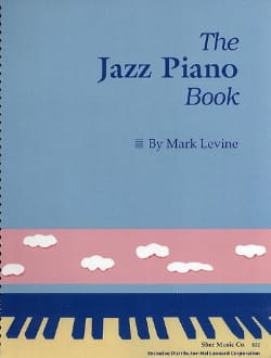 The Jazz Piano Book Mark Levine Partition Jazz - laflutedepan