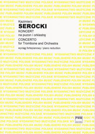Concerto for trombone and orchestra Kazimierz Serocki laflutedepan