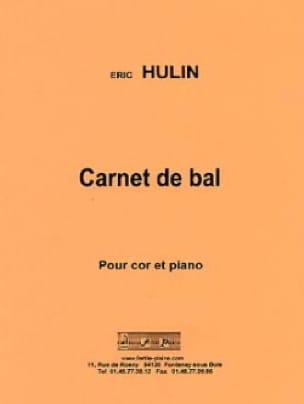 Carnet de Bal - Eric Hulin - Partition - Cor - laflutedepan.com