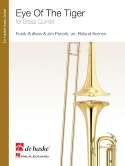 Frank Sullivan & Jim Peterik - Eye Of The Tiger - Partition - di-arezzo.fr