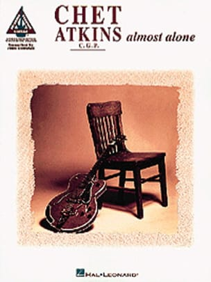 Almost Alone Chet Atkins Partition Jazz - laflutedepan