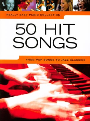 Really easy piano collection - 50 Hit songs Partition laflutedepan