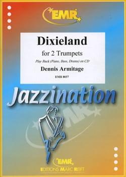 Dixieland Dennis Armitage Partition Trompette - laflutedepan