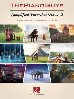 Simplified Favorites - Volume 2 ThePianoGuys Partition laflutedepan